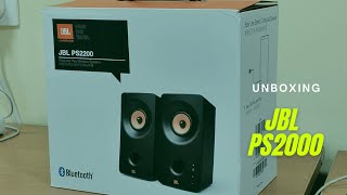 THE JBL PS2000 IS WORTH $55?   UNBOXING   SOUND CHECK AND REVIEW