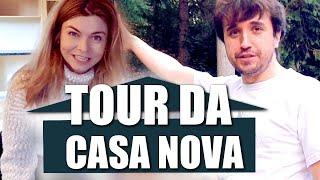 TOUR DA CASA NOVA - ESPECIAL - Ep. 1404