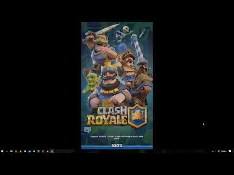 Clash Royale First Video!!! (3 Star Win)!!