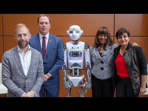 PwC's CODE-E Chooses Concordia For First Canadian Visit