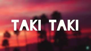 Taki Taki (original song)