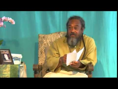 Mooji - Neznámý neví nic (Mooji ♥ The Unknown Doesn't Know Anything ◦ Tea Satsang, 29th June 2014)