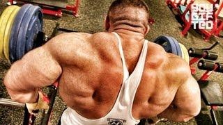 Спина и трапеции. Тренировка от Алексея Лесукова.(, 2012-11-28T06:18:54.000Z)