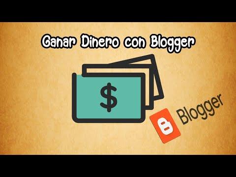 Ganar Dinero Con Blogger Es Posible