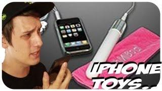 Sxx-Toys für iPhones??? - Robo-Lehrer of Doom! - Schwulenjagd in Russland!