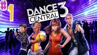 Dance Central 3 - Walkthrough - Story Mode - Part 1 - Goose In My OJ