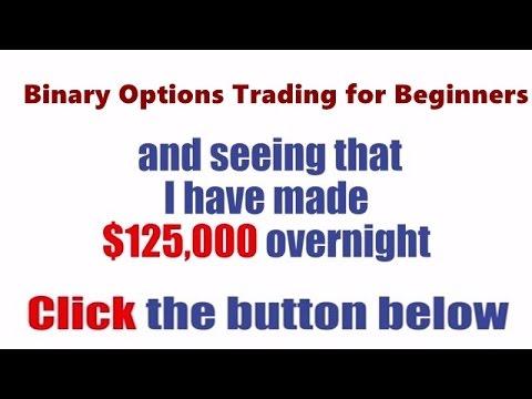 Learn binary options for beginner