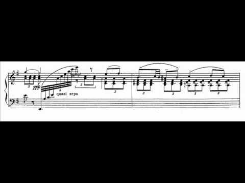 Pletnev plays Tchaikovsky/Pletnev - The Nutcracker Suite (Piece No. 7) Audio + Sheet music