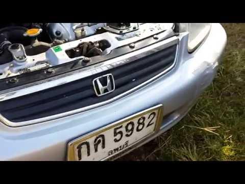 รีวิวรถ Honda civic exi ปี 2000 เกียร์ธรรมดา 5 speeds กับ 16 ปีแห่งความหลัง