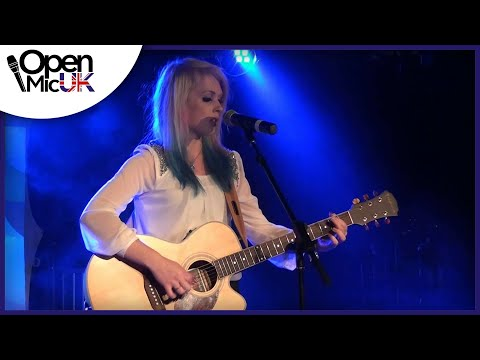 SIMPLE MAN - SHINEDOWN performed by JENNY BRACEY at Open Mic UK singing competition