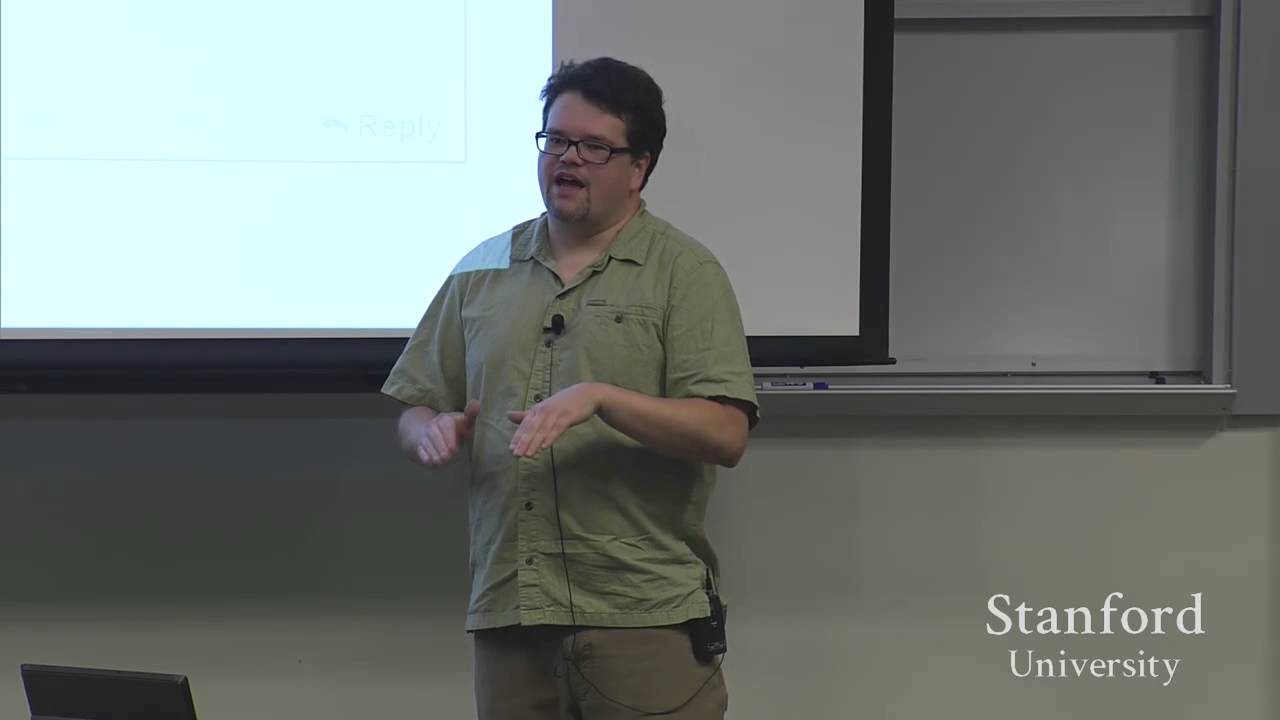 Stanford Seminar - Building Social (and Discussion) Software for the Anti-Social