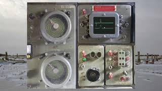 (SAMSIM 30) KRUG 2K11-M1 (SA-4) Interception Demonstration
