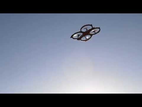 Drone BR 6802 en Lobres