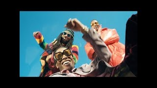 Shelley FKA DRAM - Gilligan ft. A$AP Rocky & Juicy J  [OFFICIAL VIDEO]