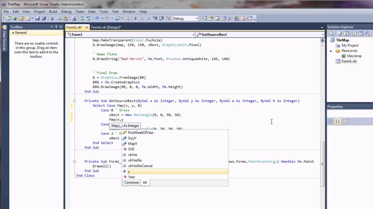 Visual Basic Beginner Rpg Game Programming Tutorial