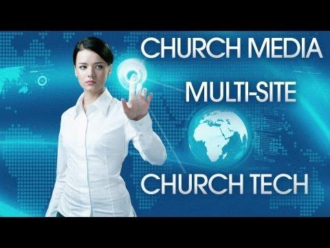Church Media, Multi-site Churches, and Church Tech  | Dennis Choy Interview