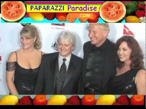 AIR SUPPLY bandmates appear at G'Day USA gala