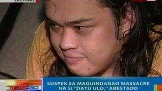 NTG: EXCLUSIVE: Suspek sa Maguindanao Massacre na si 'Datu Ulo', arestado sa Las Piñas