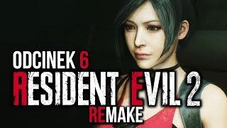 Resident Evil 2 REMAKE 2019 PL #6 - OGROMNY FORFITER I WYCIECZKA Z ADĄ!