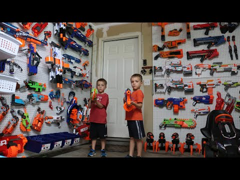 Thumbnail: Nerf War: The Arsenal