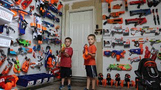 Nerf War : Das Arsenal