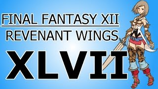 Final Fantasy XII: Revenant Wings Episode 47: Rendezvous with the Leviathan