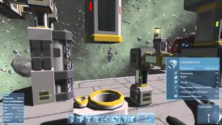 Фото Space Engineers   автоматизация производства   гайд 2
