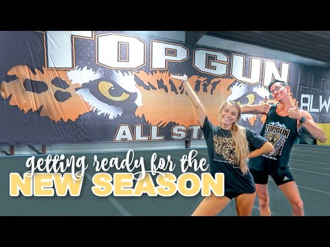 GETTING READY FOR THE NEW CHEER SEASON: with the BAND app from YouTube · Duration:  14 minutes 26 seconds