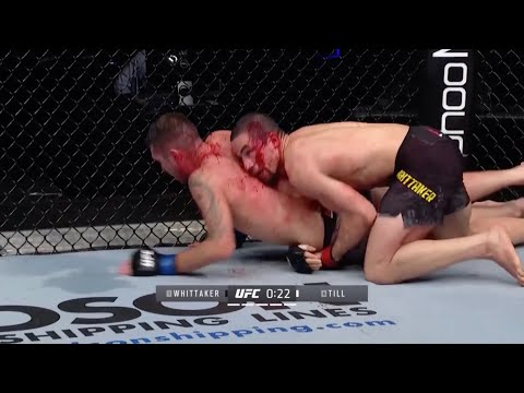 UFC Fight Night: Whittaker vs. Till / UFC Fight Island 3 - Highlights