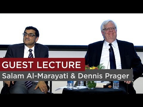 Reform in 21stCentury Islam and Beyond with Salam AlMarayati and Dennis Prager