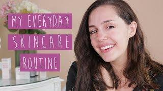 My Everyday Skincare Routine With Nour | روتيني اليومي للعناية ببشرتي مع نور الأسعد