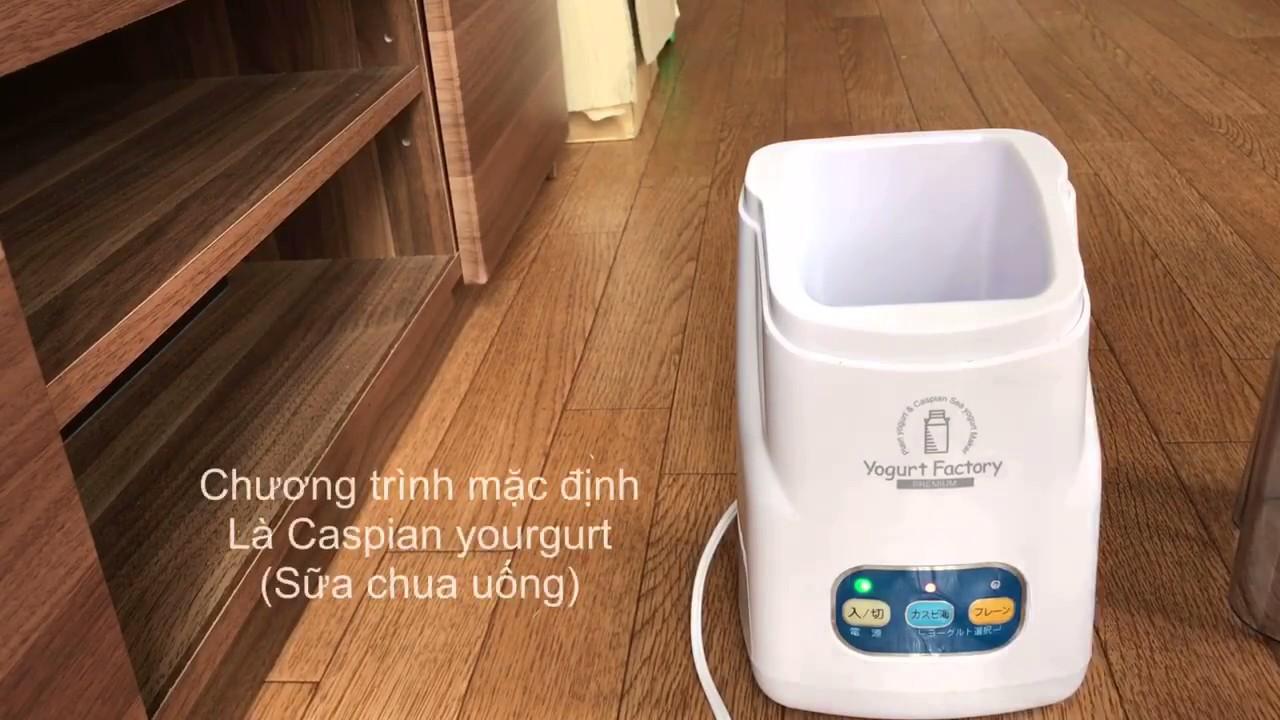 Nhật Quang Shop - Máy làm sữa chua Yogurt Factory mã TKMS 160