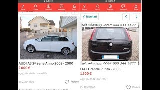 Video Truffa dell'auto alla francese su subito.it: voci, numeri e mail di cui non fidarsi download MP3, 3GP, MP4, WEBM, AVI, FLV November 2018