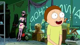 Buying a sex doll - Rick and morty
