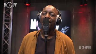 """OXMO PUCCINO : """"Doux Or Die"""" ( Live @ Mouv"""