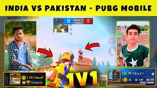 PAKISTANI CHALLANGED INDIAN FOR 1V1 TDM CHALLANGE | INDIA VS PAKISTAN | PUBG MOBILE - DmaxYT