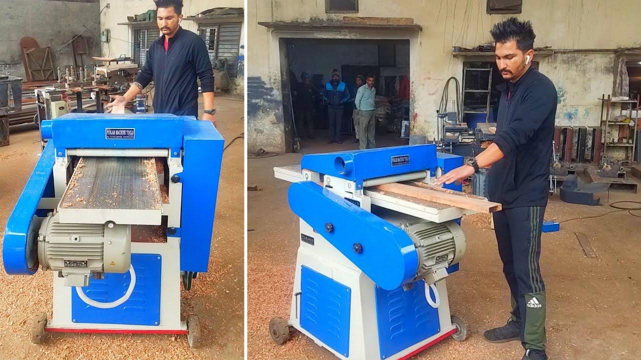 Heavy Duty - Double Side Randa Machine | Wood Working Machine 2020 Punjab | Randa Machine price