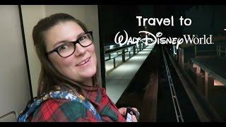 Travel to Walt Disney World | Walt Disney World Vacation September 2016, Day 1