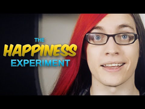 The Happiness Experiment.