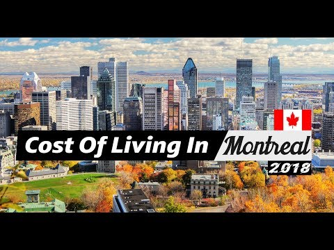 Living Expenses In Montreal (As International Student) |Life In Montreal