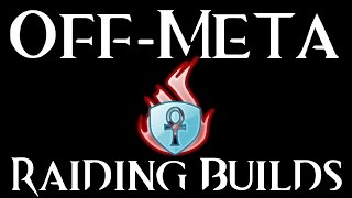 [GW2] Some Off-Meta Raiding Builds (Condi Guard and Ele)