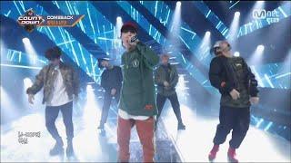 170926 BTS (방탄소년단) - MIC Drop @ M COUNTDOWN Comeback Stage