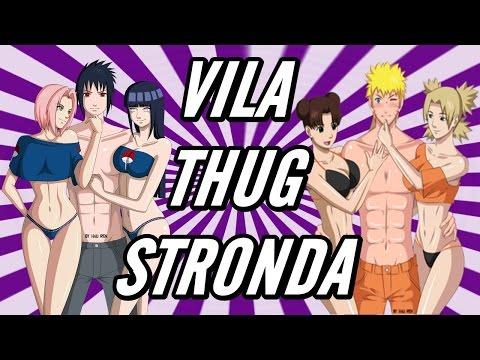 Naruto Zoeira #20 - VILA THUG STRONDA! ♫