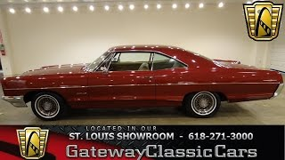 1966 Pontiac Ventura - Gateway Classic Cars St. Louis - #6275