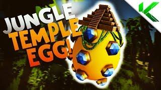 HOW TO GET THE TREASURED JUNGLE EGG! TUTORIAL! - Egg Hunt 2018