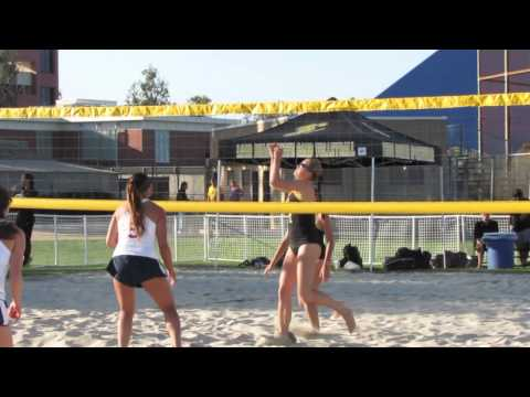 NCAA Sand Volleyball: Long Beach State vs. LMU