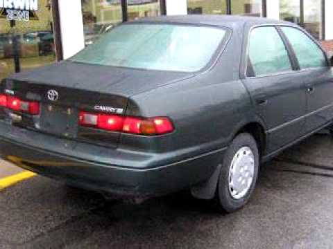 SOLD - 1999 Toyota Camry LE 03246 Irwin Toyota Sci...