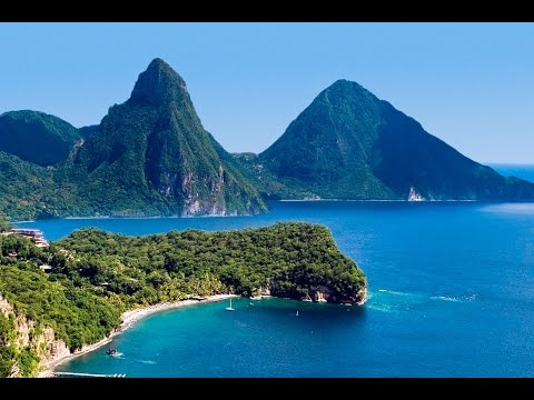 St. Lucia Travel Video