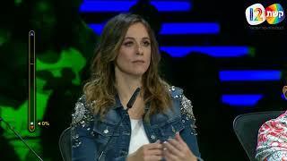 הכוכב הבא לאירוויזיון 2018, פרק 1 |נטע ברזילי –