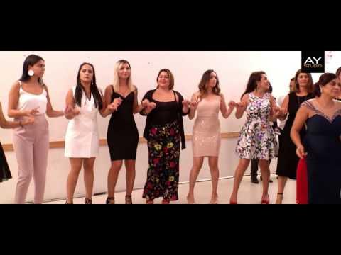 Fidan & Mikail - Part 1 - Basel Schweiz - Maras Nisan - Verlobung - Group Zozan - Ay Studio